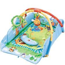 PALESTRINA TAPPETO NEONATO FITCH BABY IN TESSUTO CON PROTEZIONE E GIOCATTOLI