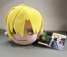 Anime BANANA FISH Okumura Eiji DIY Handmade Toy Bag Hanging Plush Doll#8-751
