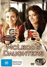 McLeod's Daughters : Season 4 (DVD, 2005, 7-Disc Set) Region 4 Good Condition