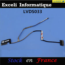 LCD LED ECRAN VIDEO SCREEN CABLE NAPPE DISPLAY HP ZBook 17
