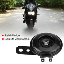 Waterproof Electric Horn DC 12V 105dB for Vehicle Car Scooter Moped Dirt Bike