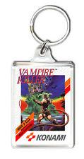 VAMPIRE KILLER MSX KEYRING LLAVERO