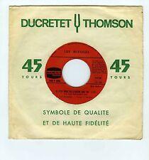 45 RPM SP JUKE BOX LES MISSILES JE N'EN VEUX PAS D'AUTRE QUE TOI (1965)