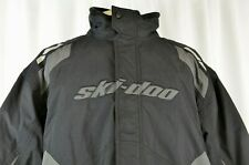 BRP Men's Full Zip Coat Jacket Size 2XL SKi-Doo Warm Winter Outdoor Water Resist