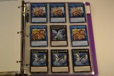Yugioh Digital Bug Krawler 3 Lot Deck Collection 52 Cards