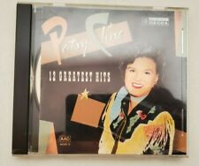 Patsy Cline 12 Greatest Hits music CD
