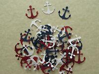 Nautical - 50 MARTHA STEWART Anchor Punches  in Colour Choices- Paper Crafts