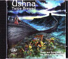 USHNA Twice Brewed CD (NEW Northumbrian/Celtic FOLK 2000) Kathryn Tickell, Pipes