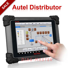 Autel MaxiSYS MS908 Diagnostic Scanner ECU Coding Key Programming Full Car Model