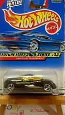 Hot Wheels Chrysler Thunderbolt 2000-004 (9989)