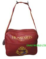 Harry Potter Hogwarts Messenger Bag Over shoulder Sport School Bag Primark Brand