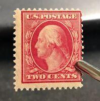 us stamps Scott 358 Bluish Paper MNH OG Lot J