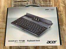 New Acer Iconia W500 Docking Station With Keyboard