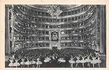 Br33987 Milano Theatro alla Scala italy