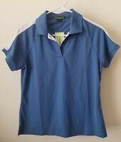 NWT Devon & Jones Sport Boys Size S Dri-Fast Classic Fit Short-Sleeve Polo Shirt