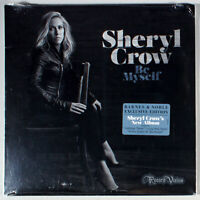 Sheryl Crow - Be Myself (2017) [SEALED] Vinyl LP • Exclusive Limited Edition