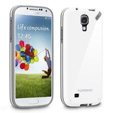 Puregear Samsung Galaxy S4 Slim Shell Impact Flexible Silicone Case White