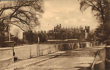 Eton,U.K.Eton College,View from Slough Road,Berkshire,c.1909