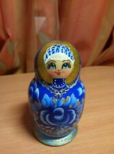 Hand Made - High Quality Matryoshka / Matriochka / Nesting Doll / Poupée Russe