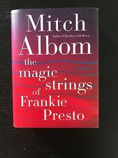 The Magic Strings of Frankie Presto by Mitch Albom (2015, Hardcover)