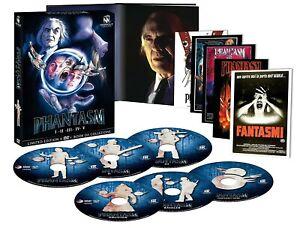 PHANTASM 1-5  EDIZIONE LIMITATA MIDNIGHT CLASSICS   6 DVD LIMITED SIGILLATO