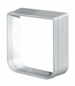 Cat Mate Wall Liner White (For 234, 235) 303 - Pet Mate Flap Tunnel Extension