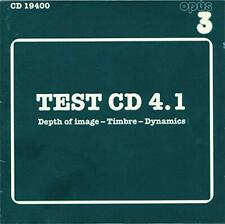 Various Artists - Opus 3 Test CD 4.1 (French Import) - Various Artists CD 1JVG