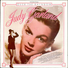 Judy Garland - Over The Rainbow (LP, Comp)