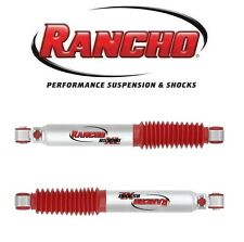Rancho RS999047 Pair Set Of 2 Rear Shocks With 2½″ Lift Shocks for Ford F350 4WD