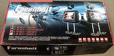 "NEW Farenheit HRD-9GRDK 8.8"" Pre-Loaded Universal Headrest DVD/Monitor Combo"