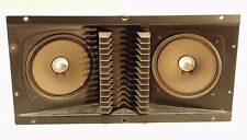 SANSUI S-115 MIDRANGE SPEAKERS and T-104 HORN TWEETERS from SP-2500 WORKING!!