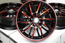 "17"" Wheels Rims 4 Lugs Fit Kia Image Optima Rio Sephia Altima Cube Sentra Versa"