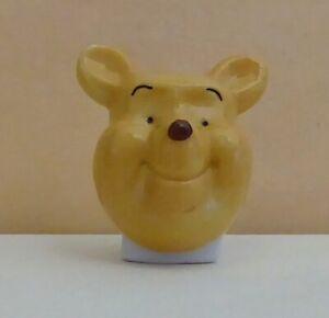 Fève Winnie l' Ourson - Disney 2012 - Tête de Winnie