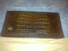 Croco Clutch The Bridge mit Beutel Top