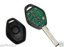 BMW 3er 5er 7er Funk Rohling KEY Akku ID44 433Mhz 433,92Mhz Fernbedienung A64