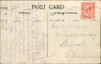 Mrs Williams. 57 Broadway, Shifnal, Shropshire. 1923. DD.71