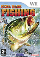Wii & Wii U - SEGA Bass Fishing **New & Sealed** Official UK Stock