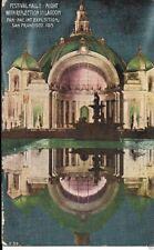 pan pacific international exposition san fran 1915 postcard