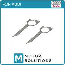 AUDI TT CD RADIO STEREO HEADUNIT REMOVAL EXTRACTION RELEASE KEYS PAIR PC5-93