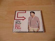 MAXI CD Olly Murs-Heart skips a beat - 2011