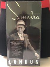 FRANK SINATRA London 2014 UK 3-CD/DVD box set SEALED/NEW