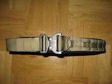 Khaki TAN Modular Riggers Belt Small Devgru CAG PJ CCT Crye Precision Ronin MLCS