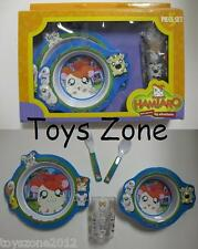 Hamtaro 5-Piece Dinnerware Set Brand New!