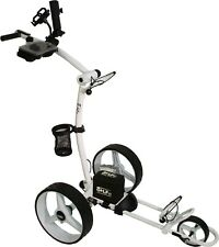 Elektro Golf Trolley PGE 3.1,12V/33Ah, Vollausstattung, weiß