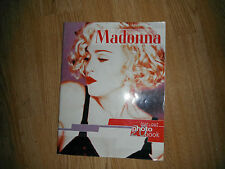 Original Madonna Memorabilia Photos