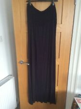 M & S Maxi Beach Dress Navy Extra Large New with Tags