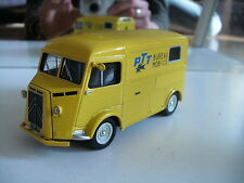 "Altaya Citroen H ""PTT"" in Yellow on 1:43"