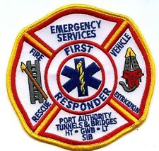New York Port Authority 1st Responder Ems Sapeur Pompier Véhicule Extraction Ssi