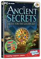Ancient Secrets Quest for the golden game (PC: Windows, 2009). Free Postage. A13