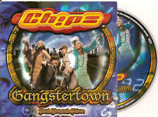 CHIPZ - gangstertown CD SINGLE 2TR CARDSLEEVE BUBBLEGUM eurodance 2006 HOLLAND